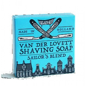 VAN DER LOVETT SAILOR'S BLEND SHAVING SOAP SCHEERZEEP 70GR