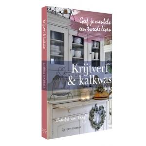 boek Christel van Bragt - Krijtverf & kalkwas