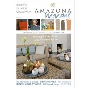 Magazine 32 pagina's styling verf