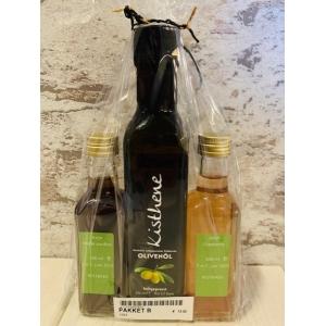 Verwenpakket olijfolie