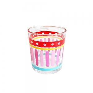 BLOND AMSTERDAM GLAS - UNI, PINK STRIPE