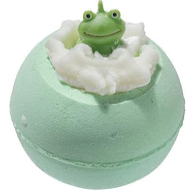 It's not easy beinig green bath blaster