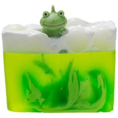 It's Not Easy Being Green Sliced Soap