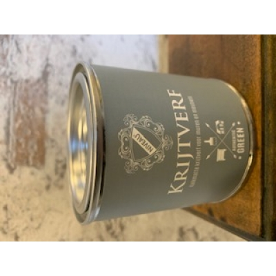 Niveau krijtverf authentic green 250ml