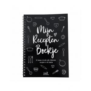 Receptenboekje A5 voor al je recepten