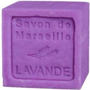 Geurzakje-Marseillezeep 100gr Lavendel