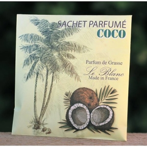Heerlijk geurzakje Kokos