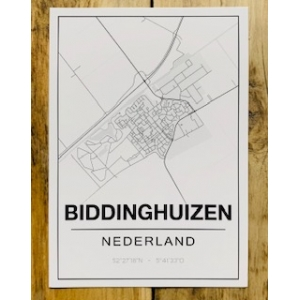 Biddinghuizen wit a6