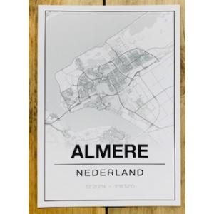 Almere wit a6