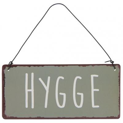 Tekstbord  Hygge