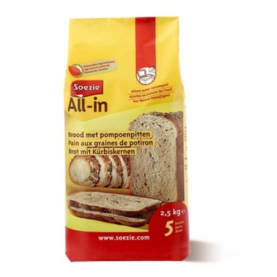 All-in Brood Pompoenpitten