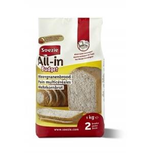 All-in Budget Meergranenbrood