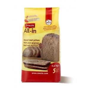 All-in Brood Met Pitten