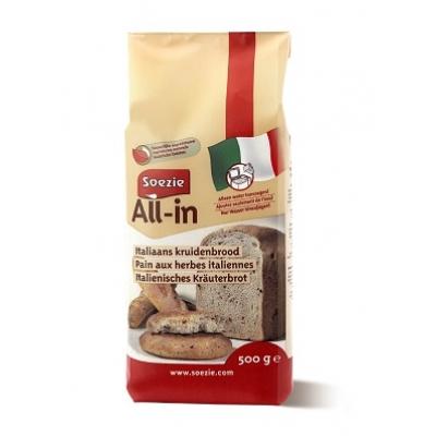 All-in Italiaans Kruidenbrood