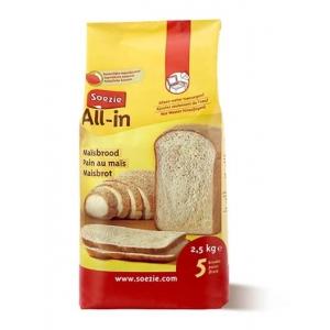 All-in Maïsbrood