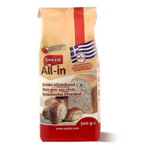 All-in Grieks Olijvenbrood