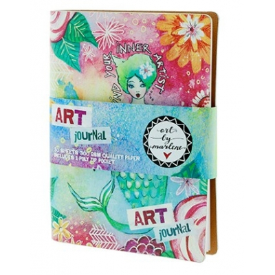 Studio Light Ringband Journal Art