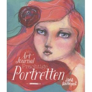 Mijn Art Journal-Prachtige portretten