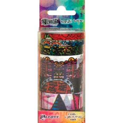 Dyan Reavely dylusions washi tape set #5