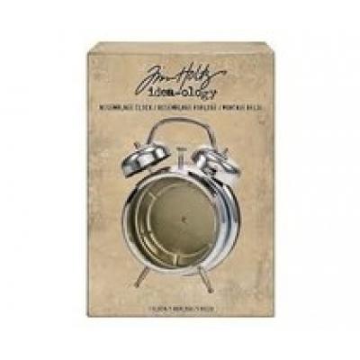 Tim Holtz Assemblage Clock